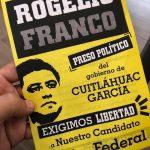 INSISTE ROGELIO FRANCO EN SER REGRESADO AL PENAL DE TUXPAN