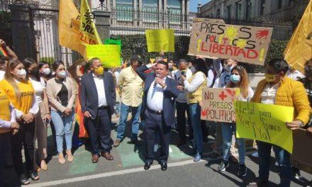 CONDENA PRD PRIVACIÓN DE LA LIBERTAD DE GOYO GÓMEZ EN TIHUATLÁN