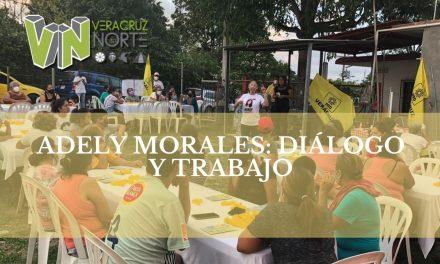 ADELY MORALES: DIÁLOGO Y TRABAJO