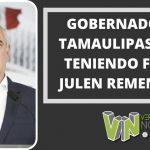 GOBERNADOR DE TAMAULIPAS SIGUE TENIENDO FUERO: JULEN REMENTERÍA