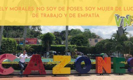 ADELY MORALES: NO SOY DE POSES. SOY MUJER DE LUCHA, DE TRABAJO Y DE EMPATÍA