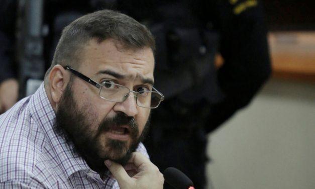 La FGR pone a temblar a Duarte de Ochoa por trato al Güero Palma