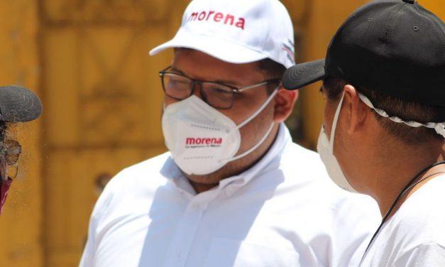 Será la Comisión Nacional de Elecciones de Morena quien defina el candidato a la Diputación Local de Misantla