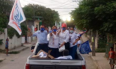TAMIAHUA CON ADELY Y CARAVANA DE LA AMISTAD #VAPORTUXPAN