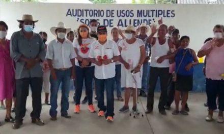 MUY ALENTADORA RESPUESTA ENCUENTRA CARLOS REYES EN TODO EL DISTRITO