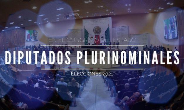 Estos serán los Diputados Plurinominales de Veracruz