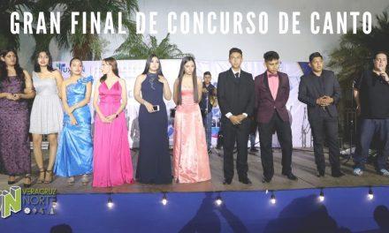GRAN FINAL DE CONCURSO DE CANTO