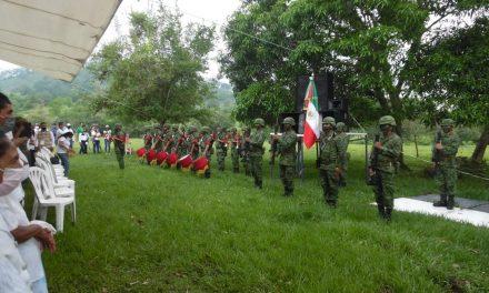"""Ejército Mexicano participa en la Ceremonia de inauguración de la """"Segunda Jornada Nacional de Siembra 2021"""""""