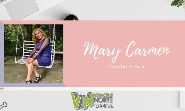 MARY CARMEN MORALES RIVERA, DE MAESTRA DEDICADA A FELIZ ESCRITORA