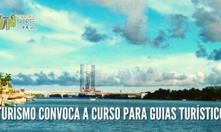 TURISMO CONVOCA A CURSO PARA GUIAS TURÍSTICOS