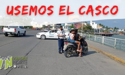 USEMOS EL CASCO