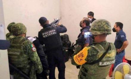LA SECRETARIA DE SEGURIDAD PUBLICA, A CARGO DE LA SEGURIDAD DE TIHUATLAN, VERACRUZ