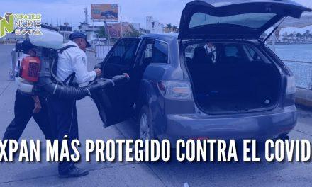 TUXPAN MÁS PROTEGIDO CONTRA EL COVID-19
