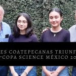 JÓVENES COATEPECANAS TRIUNFAN EN LA «COPA SCIENCE MÉXICO 2021»