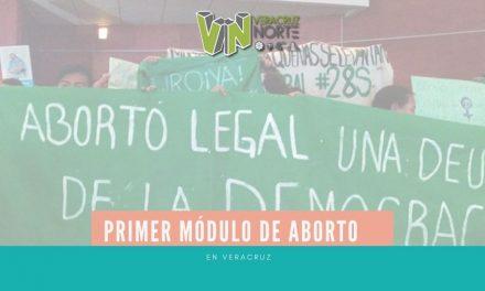 ABREN EL PRIMER MÓDULO DE ABORTO EN VERACRUZ