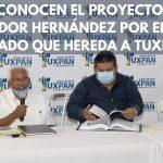 RECONOCEN EL PROYECTO DE SALVADOR HERNÁNDEZ POR EL GRAN LEGADO QUE HEREDA A TUXPAN