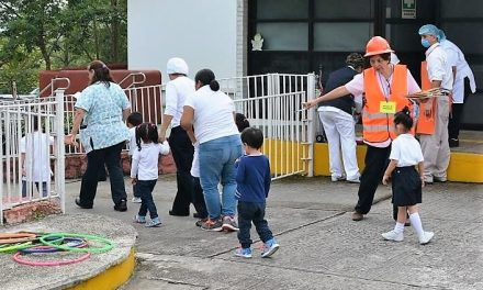 Reanuda actividades el CENDI de PEMEX en Poza Rica